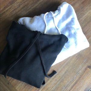 2 Canvas hoodies!!!!